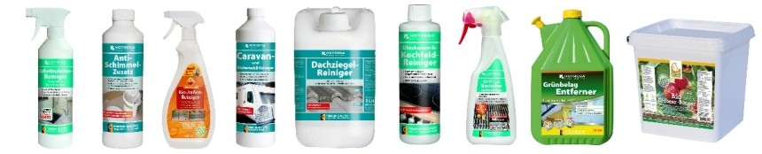 Hotrega Reinigung | Schutz | Pflege