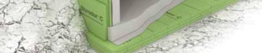 Bodenplattendämmung