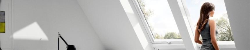 Velux Dachausstiegs-Fenster