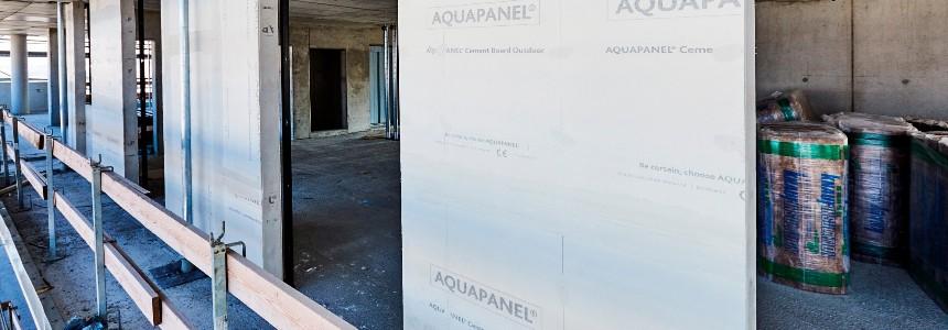 Zementbauplatten