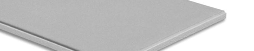 Gipskarton-Verbundplatten
