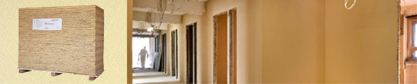 Claytec Lehm - Trockenbauplatten