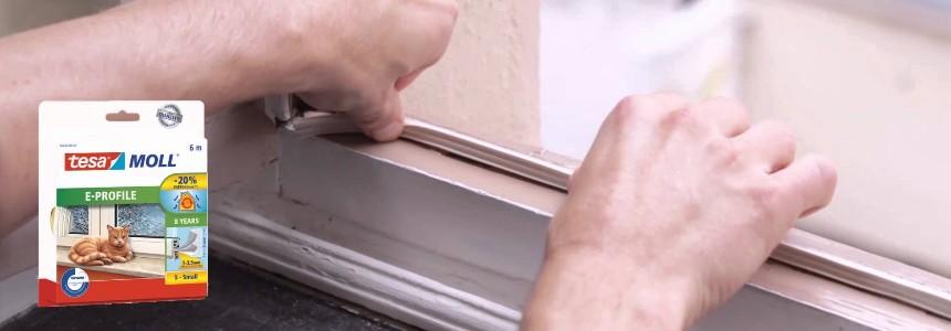 Tür- & Fensterdichtungen | TESA