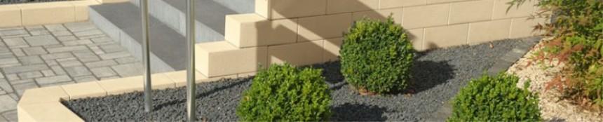 Weserwaben Gartensteine & Stufen