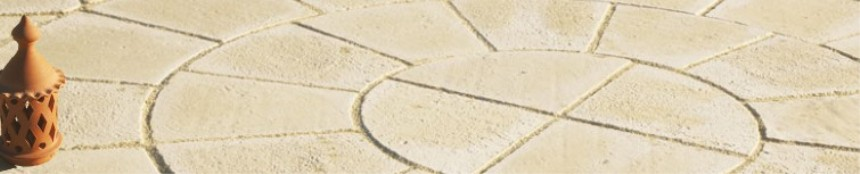 Weserwaben Opus Terrassenplatten