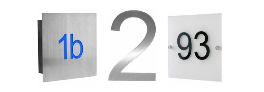 Knobloch Hausnummern