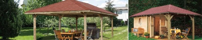 Weka Pavillons - Lauben