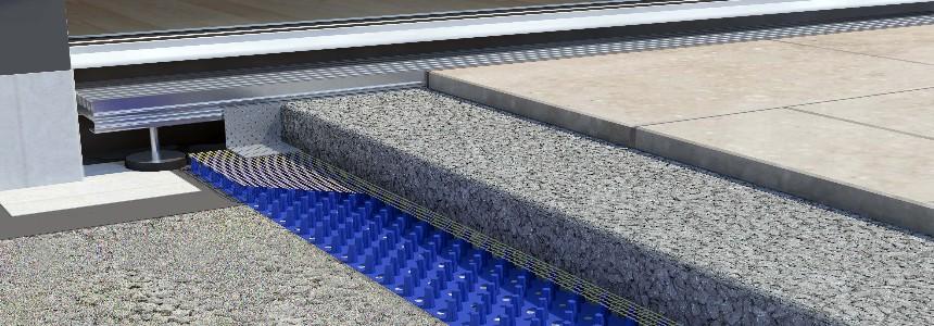 Terrassenentwässerung | GUTJAHR