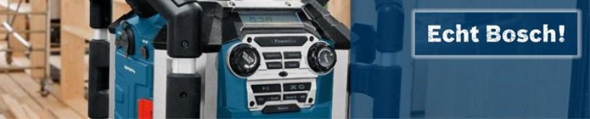 Bosch Radios