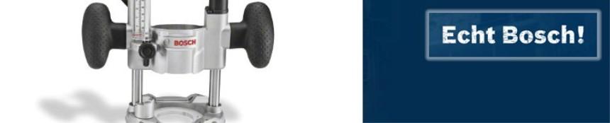 Bosch Systemzubehöre für Fräsen