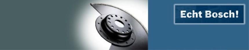 Bosch Zubehör für Multi-Cutter