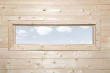 Weka Einzelfenster schmal (100.1124.00.00)