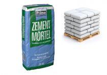 Prima Zementmörtel (Quick-Mix) - in vollen Paletten