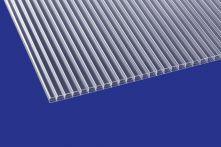 Scobalit solar control 16 Polycarbonat Hohlkammerplatte longlife Breite: 980 mm - Doppelstegplatte