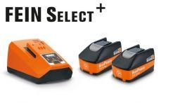 Fein HighPower Akku-Starter-Set, Spannung 18 V, Kapazität 5,2 Ah - 92604318010