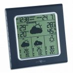 TFA GALILEO PLUS Satellitengestützte Funk-Wetterstation, schwarz (35.5001.IT)