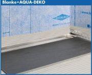 Blanke AQUA-DEKO Edelstahl 24 mm 1,25 m gebürstet  (622-280B-24125)