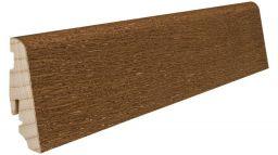 Haro Stecksockelleiste 19x58mm 2,2m Eiche muskatbraun furniert bioTec, Art. Nr.: 409723