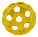 Storch Diamantschleifscheibe für Schleif-Fräse DUO SSF 1200 - gelb