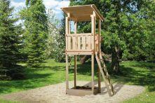Weka Kinderspielturm 816 Flachdach, 100 x 82 cm (816.1001.00.00)