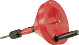 NW Rohrreinigungsgerät Hand und Elektrobetrieb Spirale 8mm/7,5 Meter (4000781056)
