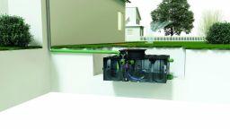 ACO Rain4me Gartenanlage Plus Einbau liegend