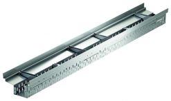 ACO Profiline Keilrinne V2A Bauhöhe 75 mm Baubreite 13 cm
