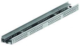 ACO Profiline Fassadenrinne verzinkt Typ III