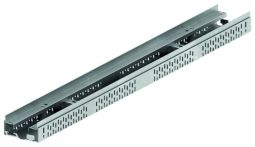 ACO Profiline Fassadenrinne V2A Typ III