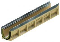 ACO Multiline SealIn V 150 Rinnenkörper - 1 m lang