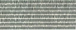 Agrob Buchtal Bordüre 10x25x0,9cm Kiano dark 283111H