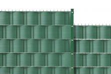 DZT Blickdicht pro easy - 10 x 2,52 m - grün