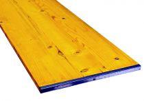 Schaltafel Vollholz gelb d= 21 mm Breite 500 mm (LG:BY)