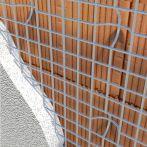 Bekaert Armanet-D Distanet Armierungsgitter Maschenweite 19,0x19,0x1,0 mm - 2 m Tafel