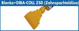 Blanke DIBA-COLL ZSD Zahnspachteldüse  (589-900)