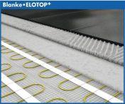 Blanke ELOTOP+ Flächenheizung 160W/m² 1 qm Breite 0,5m (225-900-0500200)
