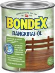 Bondex Bangkirai Öl inkl. Rührholz