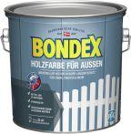 Bondex Holzfarbe für Außen - 2,5 Liter