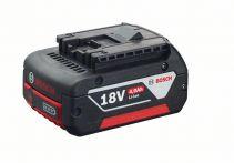 Bosch Einschubakkupack 18 Volt-Heavy Duty (HD), 4,0 Ah, Li-Ion, GBA M-C Art.Nr.:2607336816