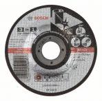 Bosch Trennscheibe 3-in-1 A 46 S BF, gekröpft, 115 mm, 22,23 mm, 2,5 mm