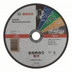 Bosch Trennscheibe gerade Rapido Multi Construction ACS 46 V BF, 180 mm, 22,23 mm, 1,6