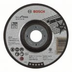 Bosch Schruppscheibe gekröpft, Best for Inox A 30 V INOX BF, 125 mm, 22,23 mm, 7 mm