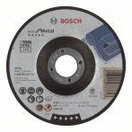 Bosch Trennscheibe gekröpft Best for Metal A 46 V BF, 125 mm, 22,23 mm, 1,5 mm