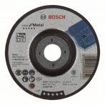 Bosch Schruppscheibe gekröpft, Best for Metal A 2430 T BF, 125 mm, 22,23 mm, 7 mm