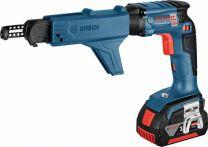 Bosch Akku-Trockenbauschrauber GSR 18 V-EC TE, MA 55, 2 x 5,0 Ah Li-Ion Akku, L-BOXX Art.Nr.:06019C8006