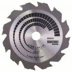 Bosch Kreissägeblatt Construct Wood, 160 x 20/16 x 2,6 mm, 12