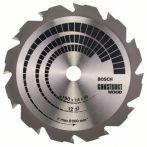Bosch Kreissägeblatt Construct Wood, 190 x 20/16 x 2,6 mm, 12