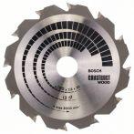 Bosch Kreissägeblatt Construct Wood, 180 x 30/20 x 2,6 mm, 12