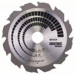 Bosch Kreissägeblatt Construct Wood, 190 x 30 x 2,6 mm, 12