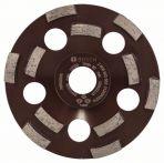 Bosch Diamanttopfscheibe Expert for Abrasive, 50 g/mm, 125 x 22,23 x 4,5 mm